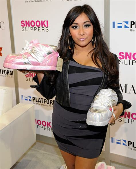 snooki house shoes snooki slippers 10 worst celebrity endorsed products