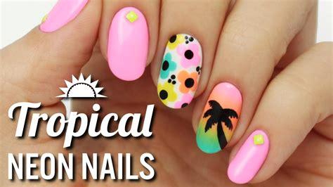 Neon Nail by Tropical Neon Nail