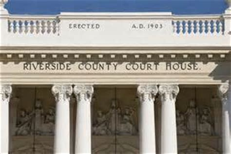 Superior Court Riverside County Search Riverside County Superior Court New Filing Deadlines