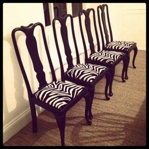 zebra print dining room chairs fab zebra print dining chairs house decor dream house