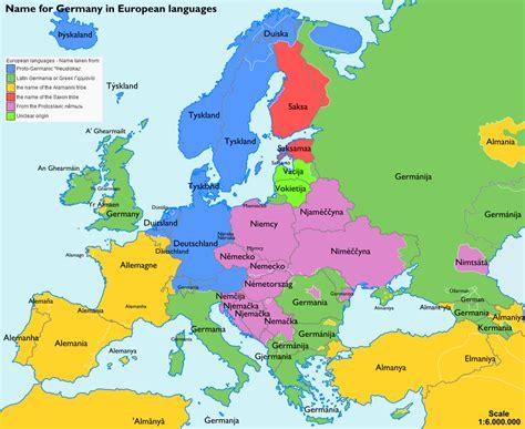 europe complete map landkartenblog september 2014