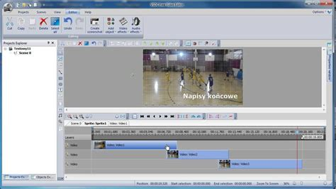 tutorial vsdc video editor vsdc free video editor cz 3 3 podstawy dzwięki podkład
