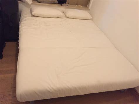 ikea ps sofa bed ikea ps lovas sofa bed secondhand hk