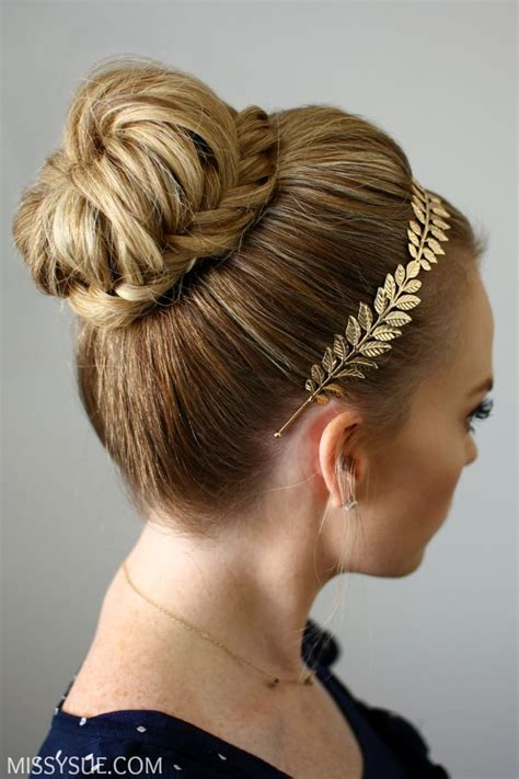 back to school hairstyles braided headband 3 back to school hairstyles hair tutorials pinterest