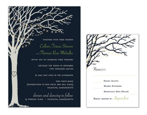 backyard wedding invitation diy crafts