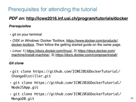 docker entrypoint tutorial using docker containers to improve reproducibility in