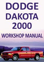 service repair manual free download 2000 dodge dakota windshield wipe control dodge dakota 2000 workshop repair manual