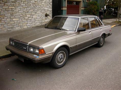 1984 toyota cressida parked cars 1984 toyota cressida