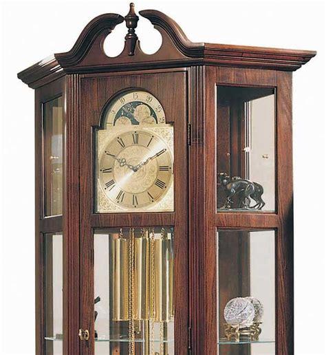 grandfather clock curio richardson i grandfather clock curio clocks