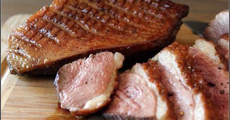 cuisiner le magret de canard au four keskonmangemaman magret de canard au four