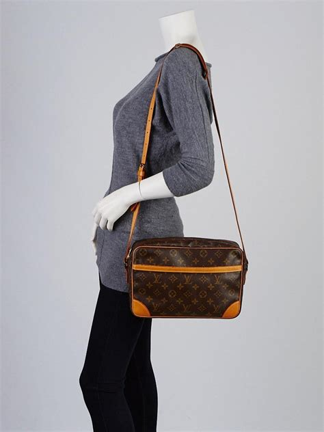 louis vuitton monogram canvas trocadero  bag yoogis