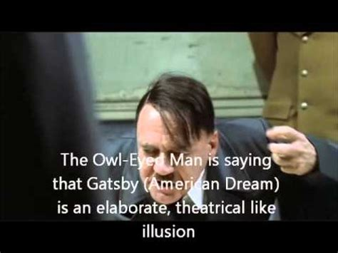 symbolism in the great gatsby the owl eyed man the great gatsby the significance of the owl eyed man