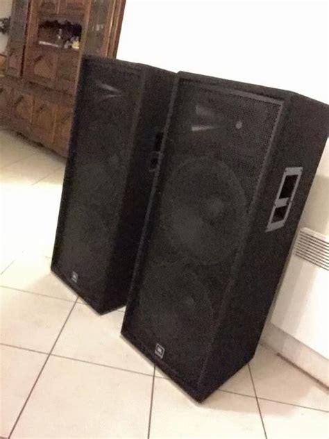 Speaker Jbl Jrx 225 jrx225 jbl jrx225 audiofanzine