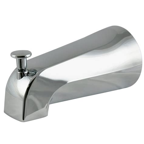 danco diverter spout in chrome88434 the home depot
