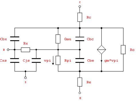 bipolar transistor output capacitance bipolar junction transistor