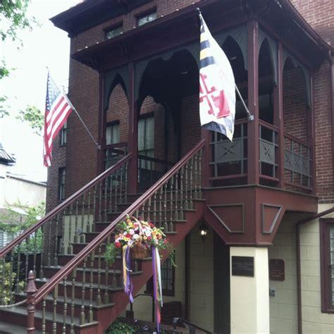 Calvert House by Governor Calvert House Annapolis Places Spaces