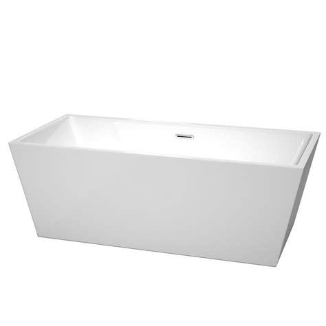 wyndham collection bathtub wyndham collection sara soaking tub