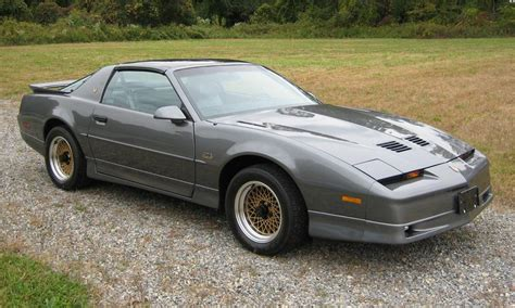 1990 pontiac trans am gta for sale 1990 pontiac firebird trans am gta 2 door coupe barrett