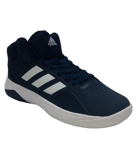 navy adidas basketball shoes adidas cloudfoam navy basketball shoes buy adidas
