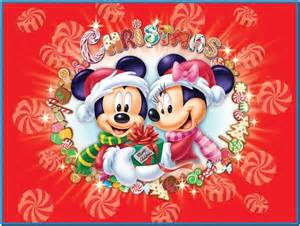 Disney christmas screensavers with music download free