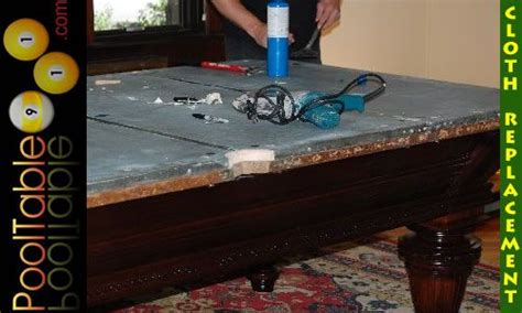 pool table felt repair 37 best images about how to build a pool table on