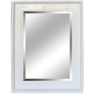 home depot framed mirrors yosemite home decor 34 in x 46 in rectangular decorative