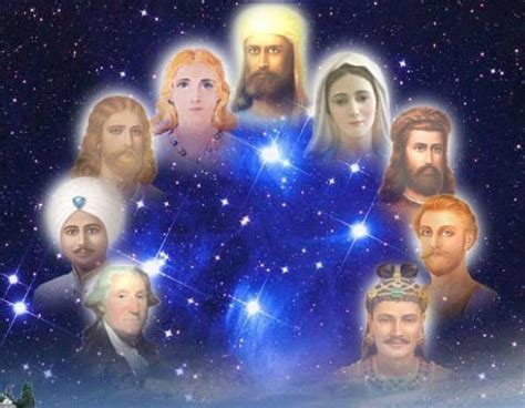 Ascended Master the ascended masters ashtar command spiritual