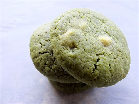 Cookies Green Tea Dengan Sensasi Coklat Mint green tea mint cookies