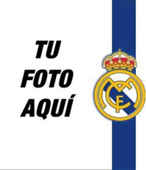 imagenes para perfil real madrid pon el escudo y los colores del real madrid con tu foto