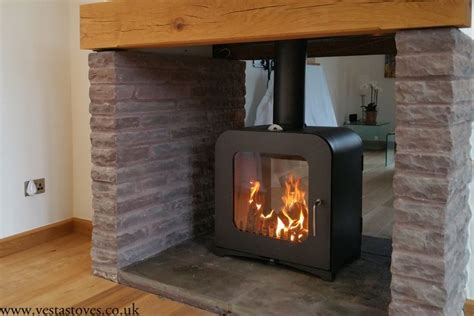 Sided Wood Burning Fireplace Inserts by 12kw Wood Burning Stove Sided Fireplace Ideas