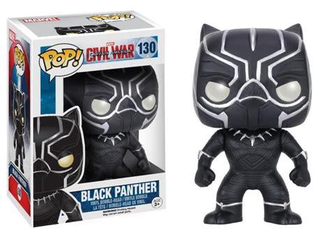 pop marvel civil war black panther forbidden planet