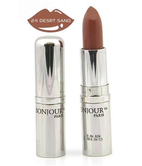 Inez Kosmetik Lipstick Desert Sand bonjour creme lipstick desert sand buy bonjour creme lipstick desert sand at