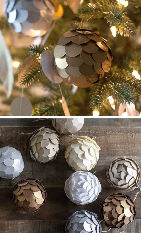 make at home christmas decorations 29 diy christmas decor ideas for the home