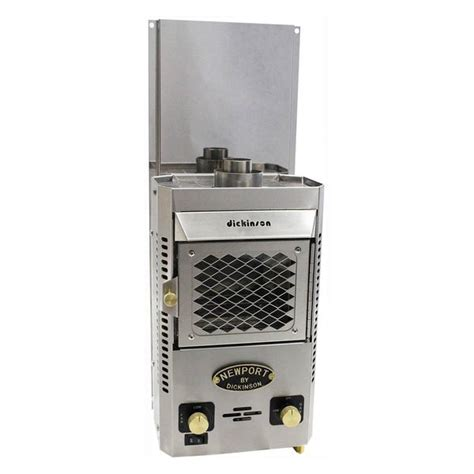 dickinson marine direct vent propane fireplace heater