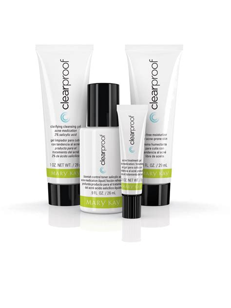 Acne Care Set clear proof 174 acne system the go set