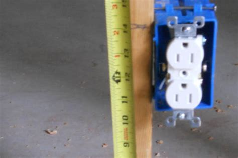 Outlet Height From Floor by Shed Improvement Shed Interior And Exterior Finish How To