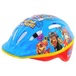 Details about new paw patrol toddler helmet