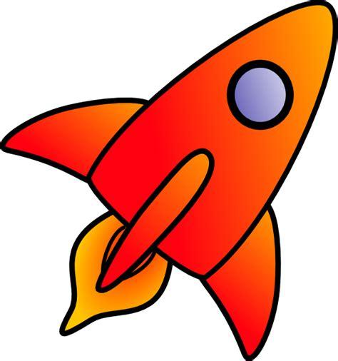 clipart rocket cartoon rocket clip art at clker vector clip art