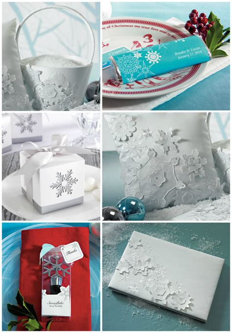 Wedding Favors For Winter Wedding by Winter Wedding Ideas The S Tree
