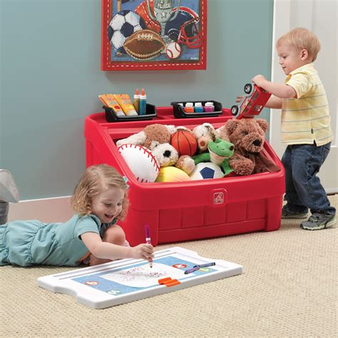 how to to put toys away 3 play ideas for cousin s day step2