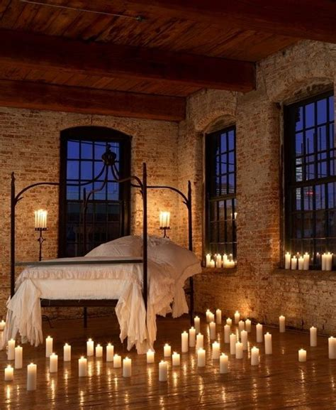 Candlelit Bedroom Ideas by Best 25 Bedroom Candles Ideas On