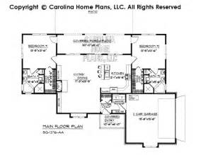 Floor Plans For Small Homes Open Floor Plans by Small Florida Style House Plan Sg 1376 Sq Ft Affordable