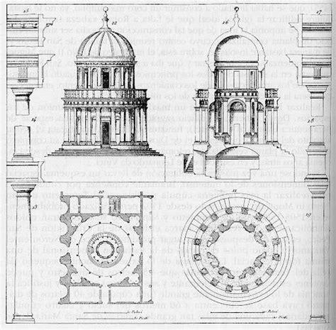 National Cathedral Floor Plan donato bramante tempietto di s pietro in montorio roma