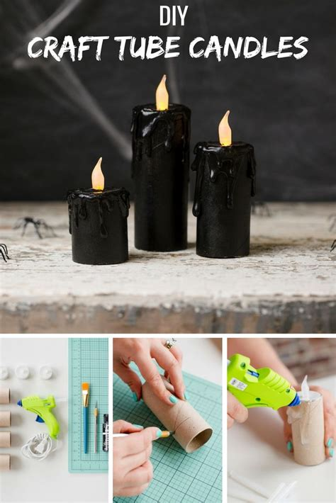 How To Make Things Out Of Paper Napkins - 25 best ideas about spooky decor on
