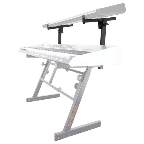 Stand Keyboard Roland roland ks stz add on tier for z style keyboard stand at gear4music