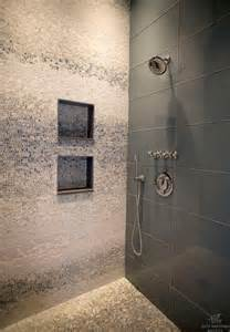Bathroom Tile Ideas Houzz by Shiny Tile