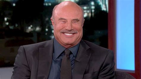 Dr Phil Reveals He Six Ribs This Summer