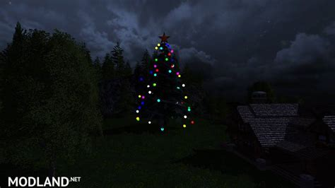 christmas tree mod mod for farming simulator 2015 15