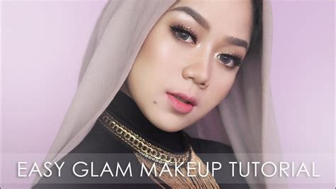 Eyeliner Ql Glitter easy glitter glam eye makeup tutorial ql matte lipcream