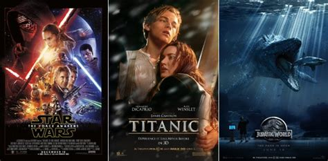 film titanic box office the force awakens sinks titanic at domestic box office